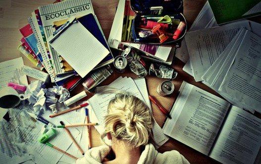 Výsledek obrázku pro učení na zkoušky